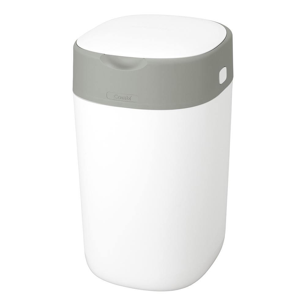 Combi Poi-Tech Advance 尿布處理器(棉花白)+膠捲3入