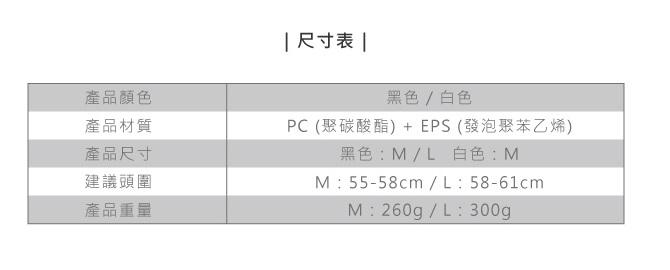 ENERMAX安耐美|自行車安全帽(黑M)