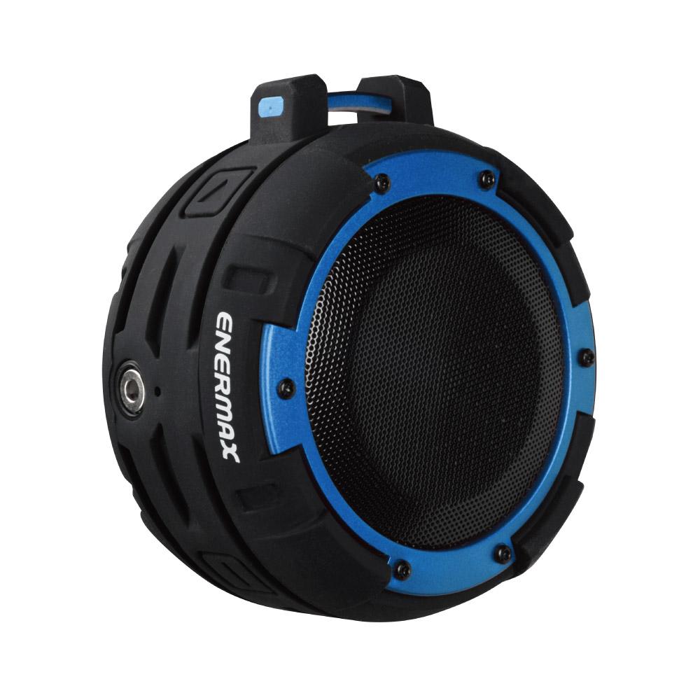 ENERMAX安耐美|防水無線藍芽喇叭 EAS03 黑藍