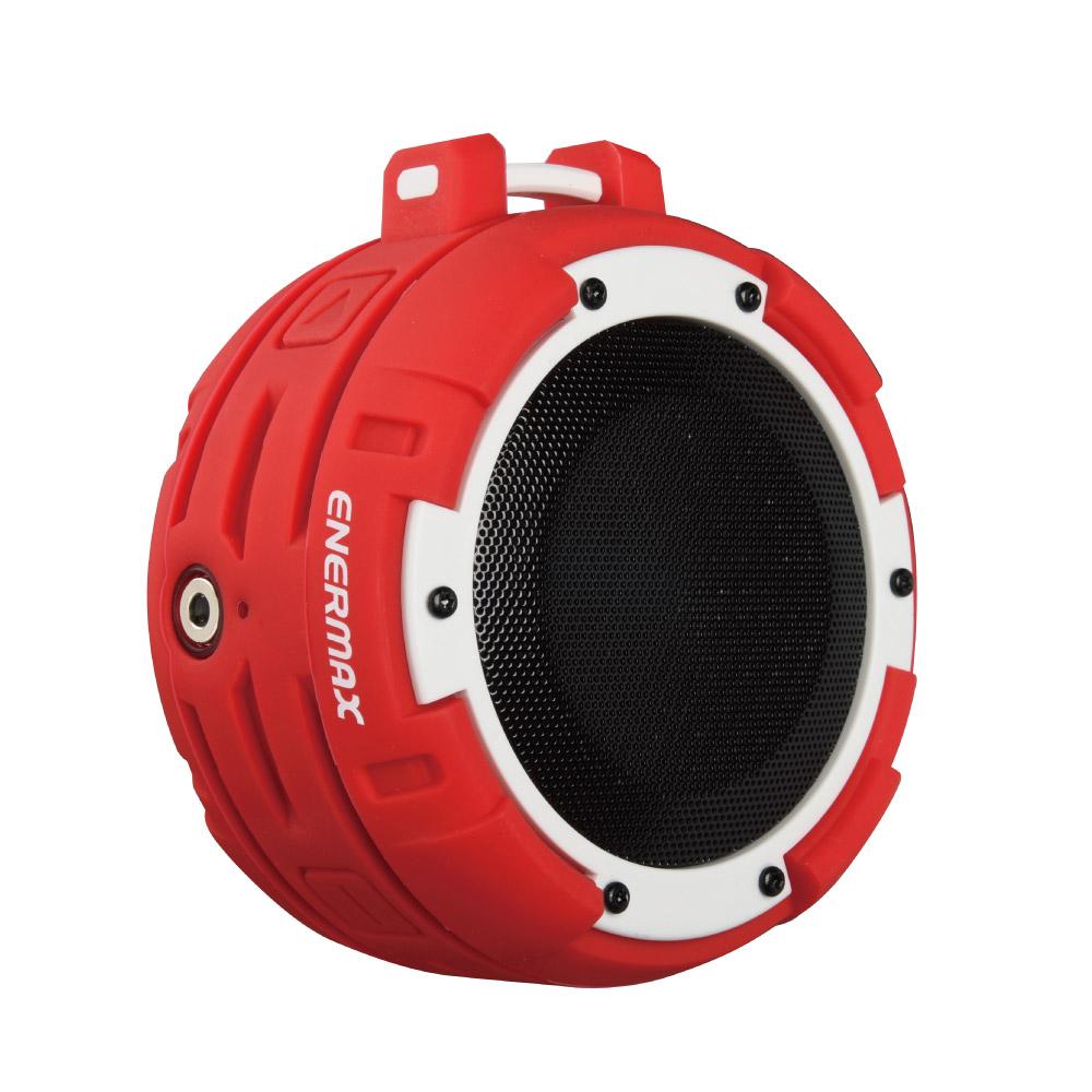 ENERMAX安耐美 防水無線藍芽喇叭 EAS03 紅白