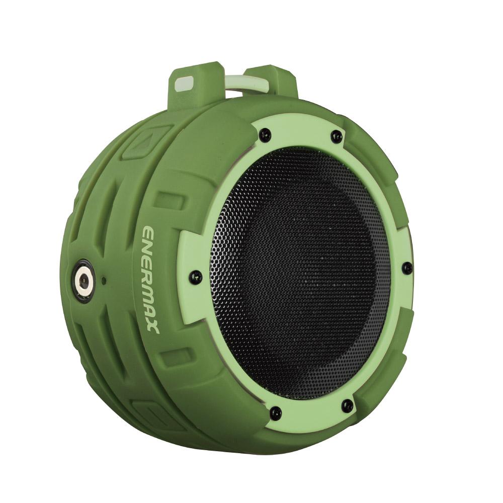 ENERMAX安耐美|防水無線藍芽喇叭 EAS03 綠