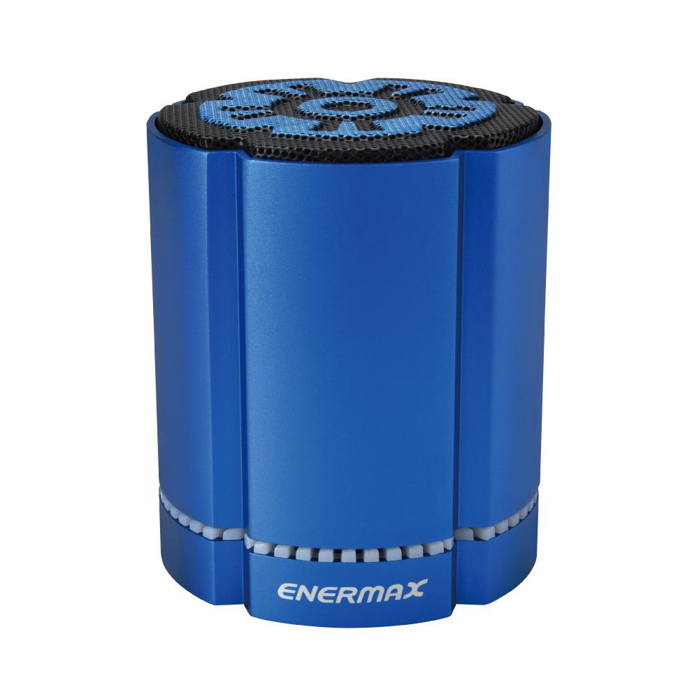 ENERMAX安耐美|可對接無線藍芽喇叭 EAS02S 藍 (單顆入)