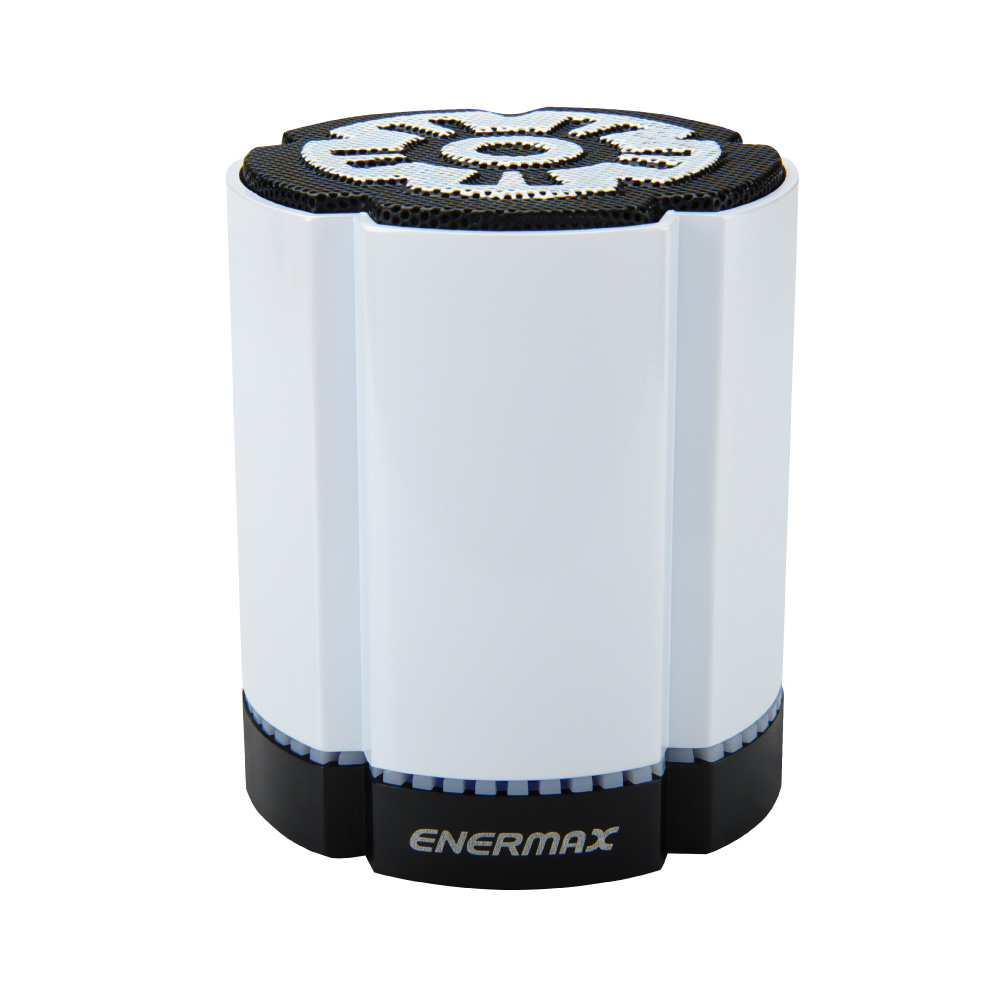 ENERMAX安耐美|可對接無線藍芽喇叭 EAS02S 白 (單顆入)