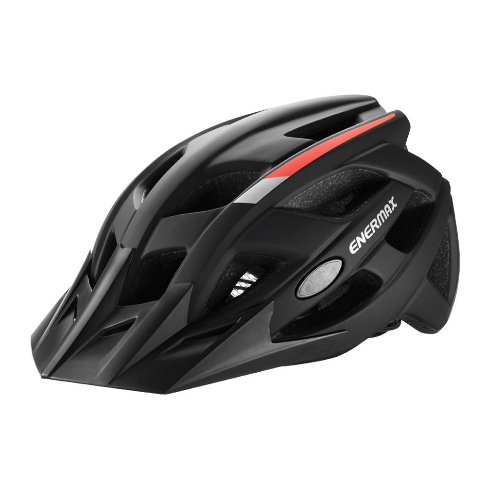 ENERMAX安耐美|自行車安全帽(黑)