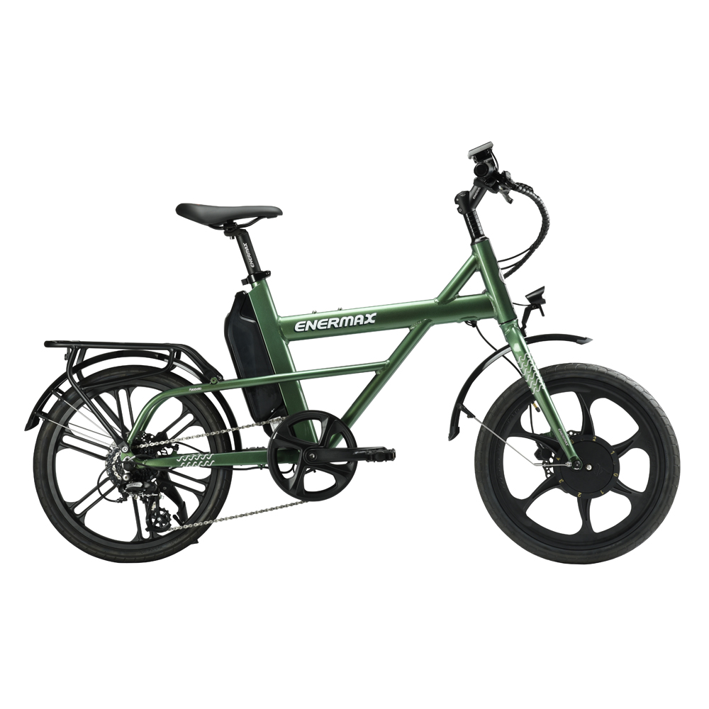 ENERMAX安耐美|雙功能打浪電動輔助自行車-Falabella城市車款