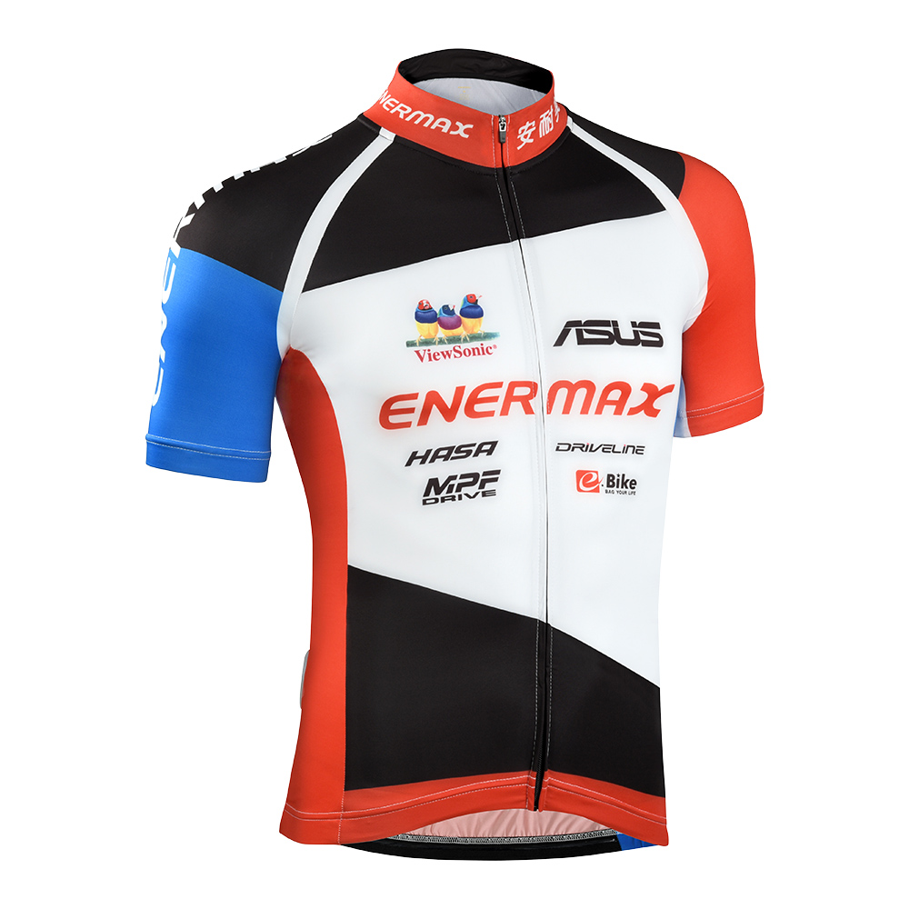 ENERMAX安耐美|自行車短袖車衣-男女款