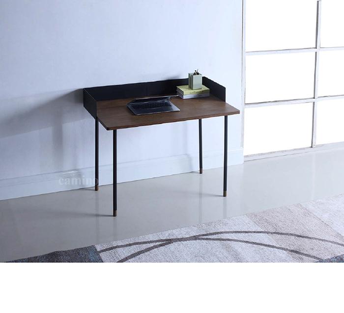 camino|BUENA 極簡書桌- 自然木X低調灰綠