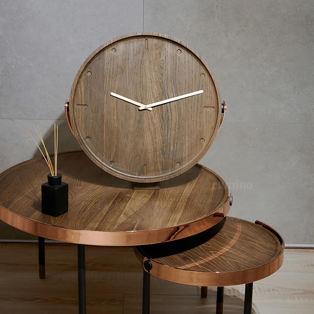 camino|CARMEL 銅環大咖啡桌 圓桌 邊桌