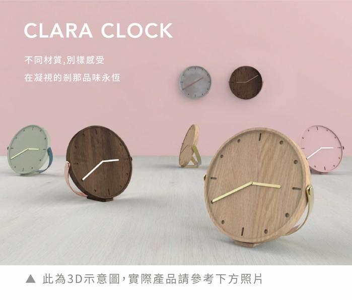 camino|CLARA 粉彩時鐘 掛鐘 立鐘