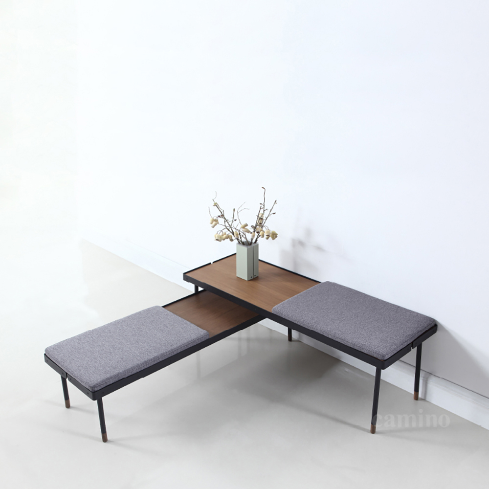 camino OBISPO 多用途矮凳(低款) 玄關凳 邊桌 茶几