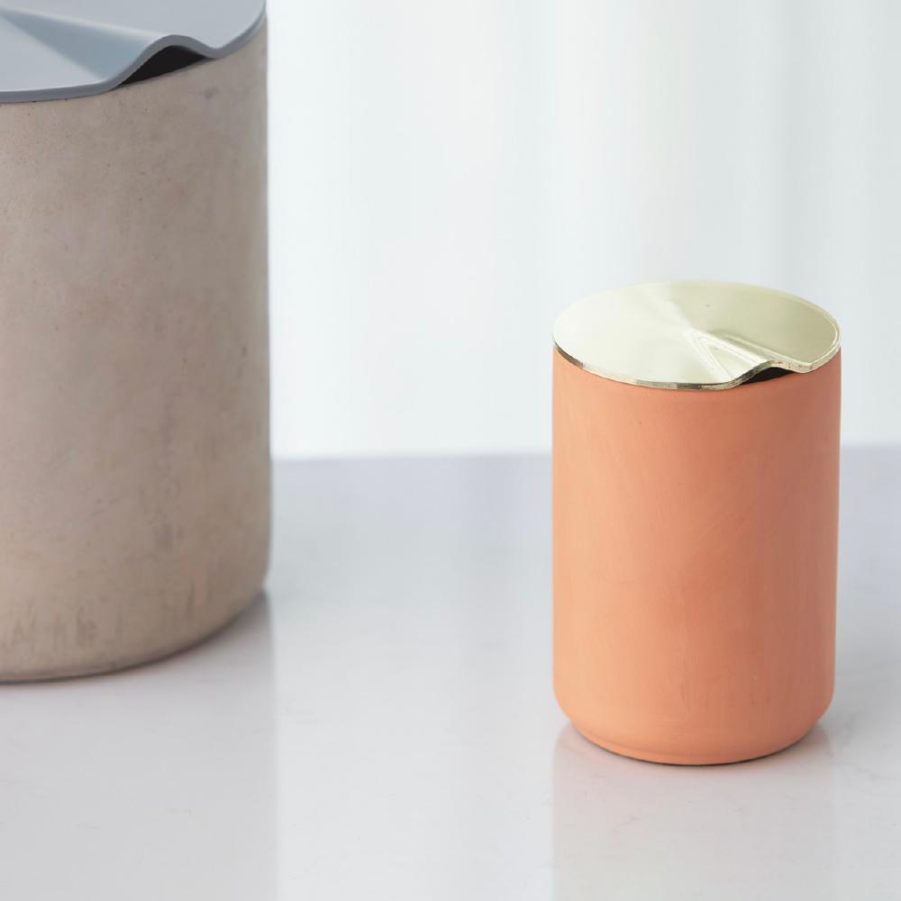camino DIEGO 紅陶土小型高圓盒