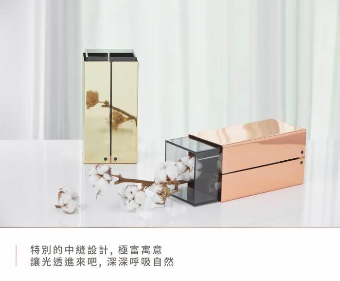 camino SANTA 高筒置物瓶/花瓶