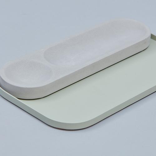 camino|LUIS 多功能極簡文具組 薄荷綠文具盤