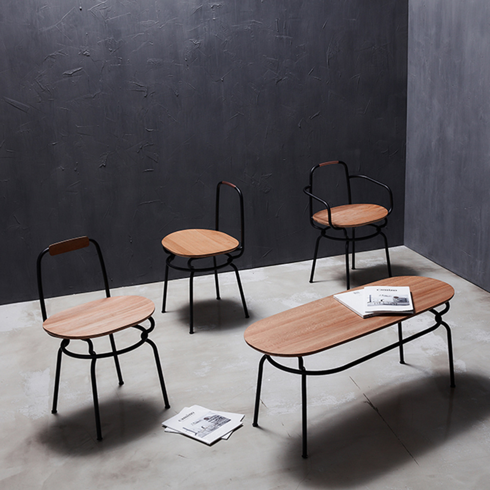 camino|GRACEFUL REINA 優雅單椅/扶手椅