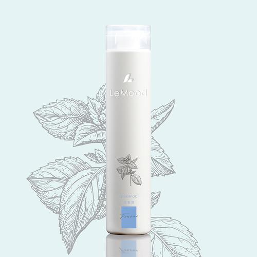 LeMood|精萃薄荷控油 洗髮露 (控油淨涼系列 ) - 300 ml