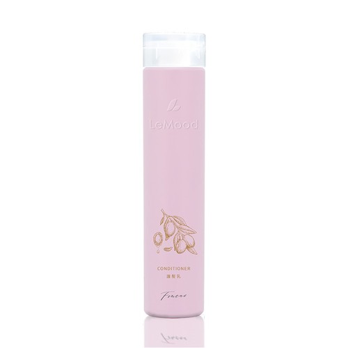 LeMood|摩洛哥堅果油玫瑰 護髮乳 300ml