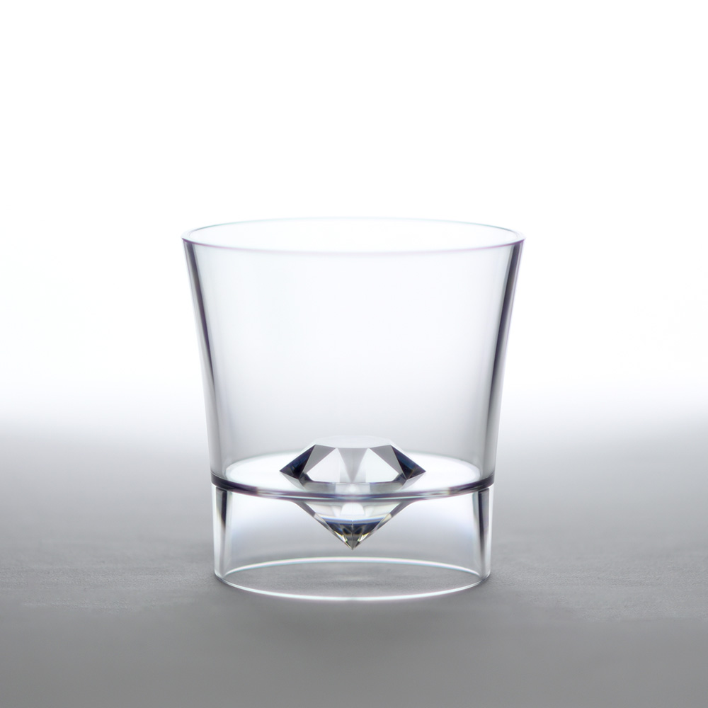 Timestone|Immerse鑽石杯 220ml (4入)