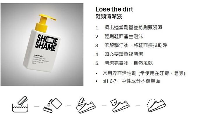 (複製)SHOE SHAME 全系列球鞋清潔保養組精裝版