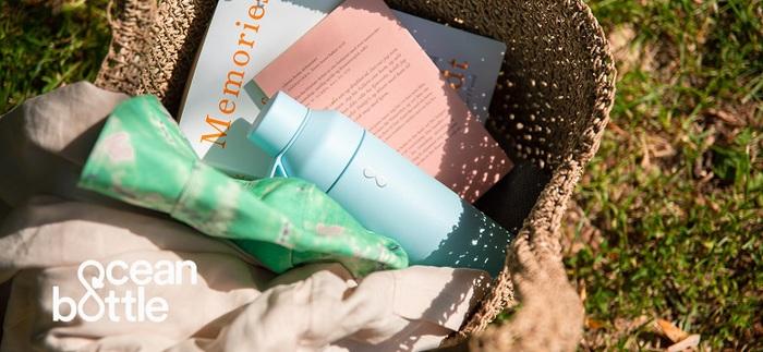 Ocean Bottle|環保保溫瓶 (Ocean / 深海藍)