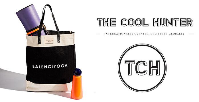 The Cool Hunter|玩轉時尚購物袋/托特包 - BLUEBERRY