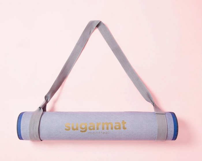 Sugarmat|Dreams of Marrakesh 系列 - 粉彩駱駝 TPE瑜珈墊 (5mm)