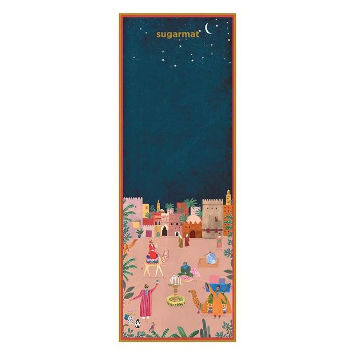 (複製)Sugarmat|Dreams of Marrakesh 系列 - 馬拉喀什 TPE瑜珈墊 (5mm)