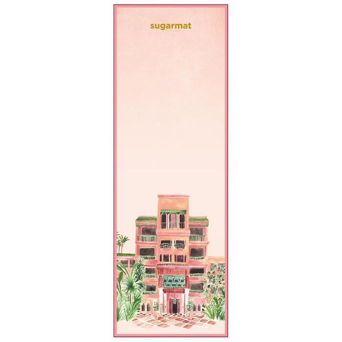Sugarmat|Dreams of Marrakesh 系列 - 馬穆尼亞 旅行瑜珈墊 (1mm)