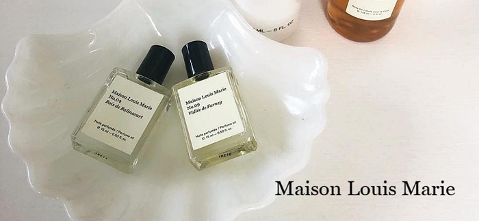 Maison Louis Marie|香氛油滾珠瓶禮盒─No.02 Le Long Fond (木辛香苗圃)