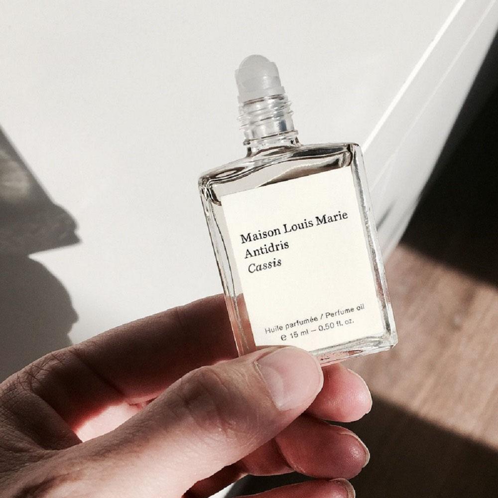 Maison Louis Marie|香氛油滾珠瓶禮盒─Antidris Cassis