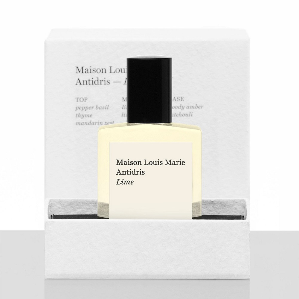 Maison Louis Marie|香氛油滾珠瓶禮盒─Antidris Lime (果香萊姆)