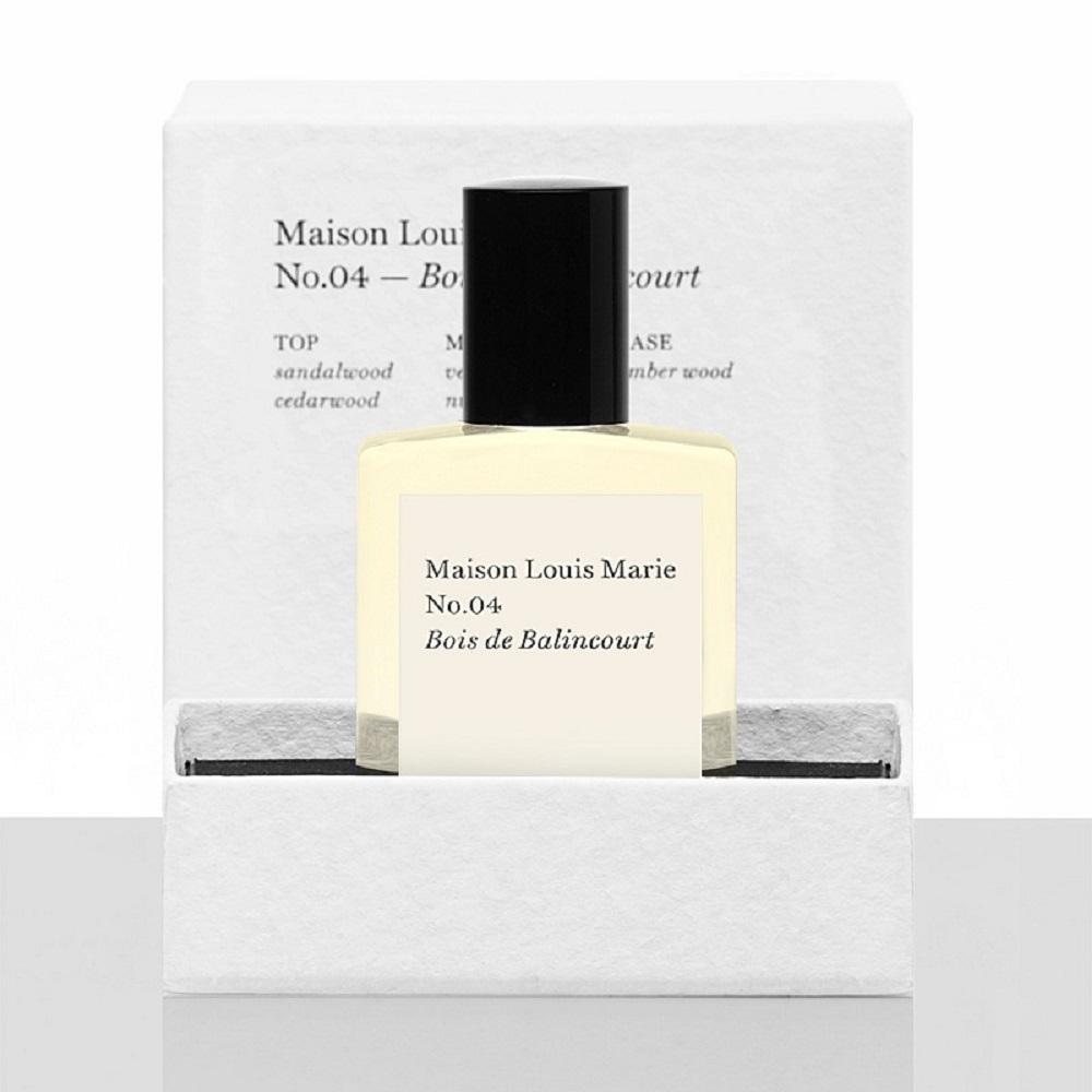 Maison Louis Marie|香氛油滾珠瓶禮盒─No.04 Bois de Balincourt (秘密森林)