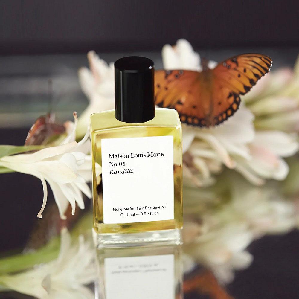 Maison Louis Marie|香氛油滾珠瓶禮盒─No.05 Kandilli (坎迪利的芬芳)