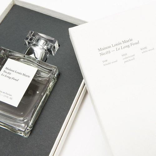 Maison Louis Marie|按壓式香水(50ml)─No.02 Le Long Fond (木辛香幼兒園)