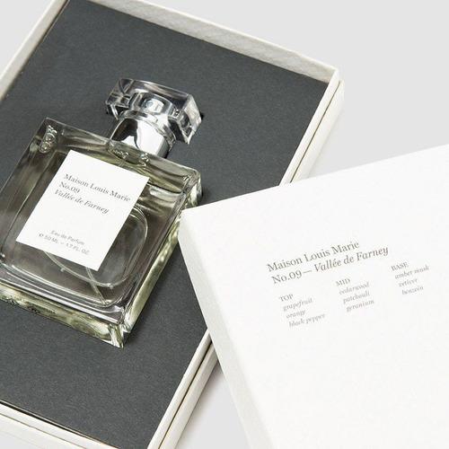 Maison Louis Marie|按壓式香水(50ml)─No.09 Vallée de Farney (原始森林)