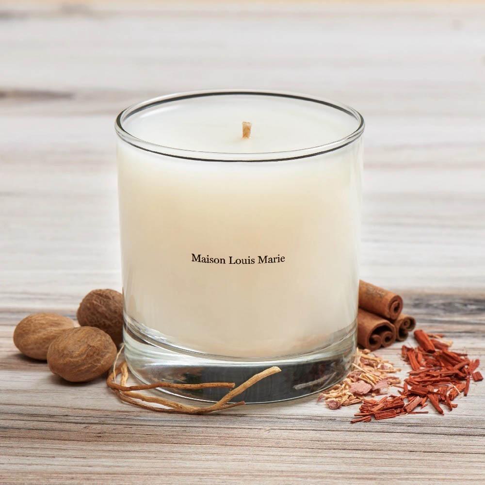 Maison Louis Marie|香氛蠟燭─No.04 Bois de Balincourt