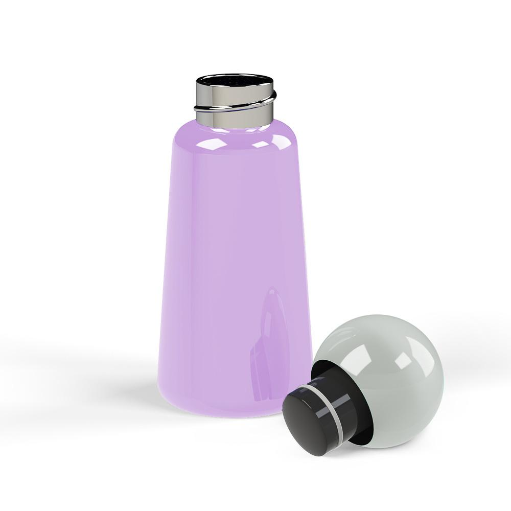 Lund London|Skittle 保溫瓶(300ml) - 紫 x 灰