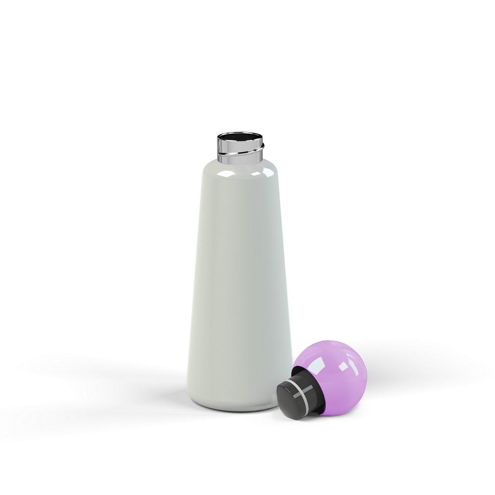 Lund London Skittle 保溫瓶(500ml) - 淺灰