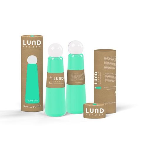Lund London|Skittle 保溫瓶(750ml) - 綠松