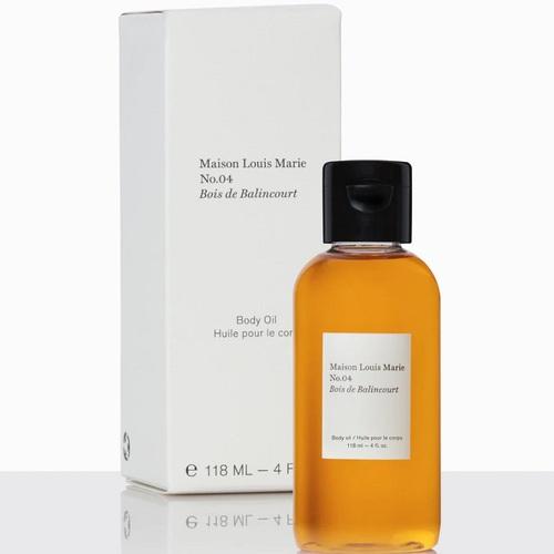 Maison Louis Marie 身體油(Body Oil)─No.04 Bois de Balincourt (秘密森林)