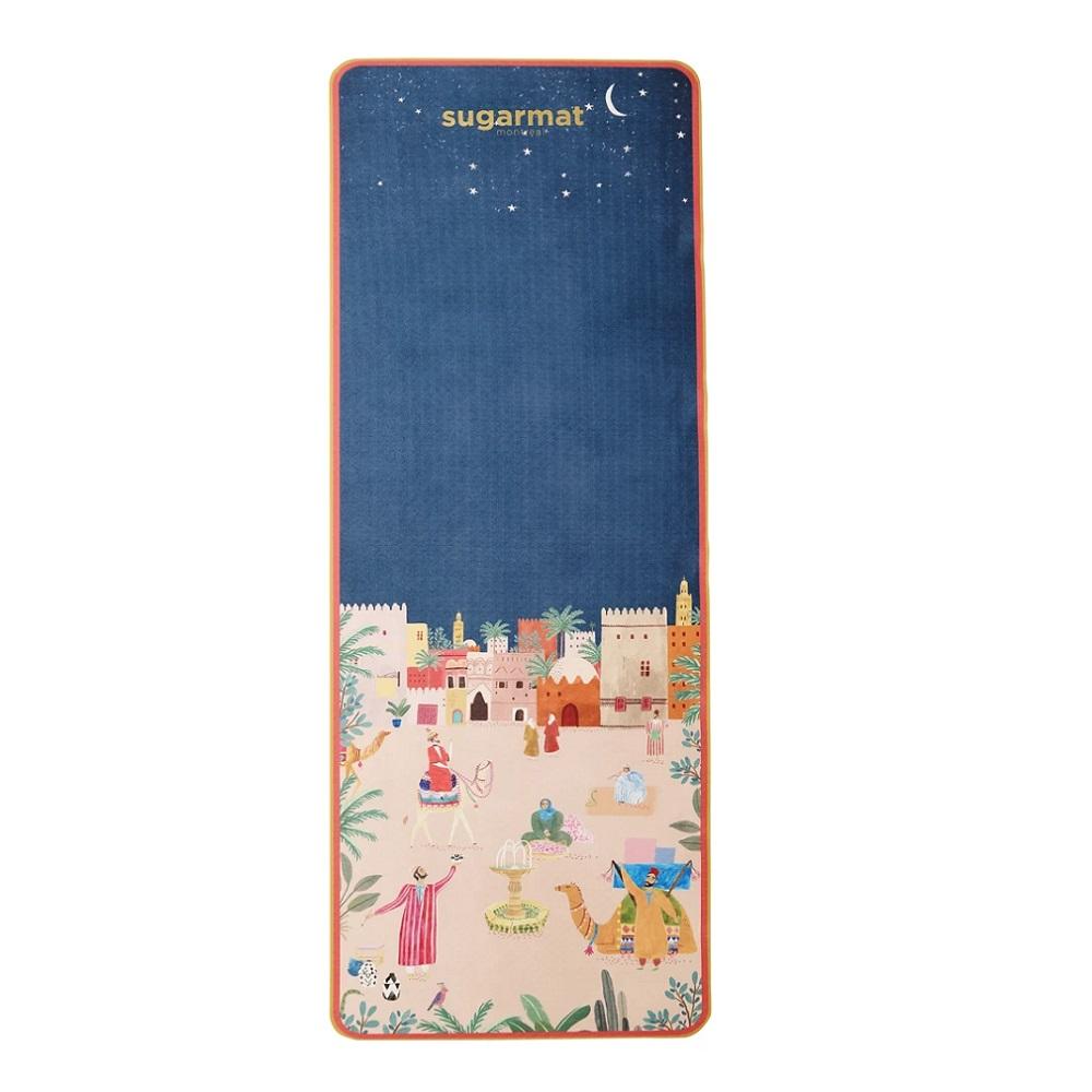 Sugarmat|Dreams of Marrakesh 系列 - 馬拉喀什 TPE瑜珈墊 (5mm)