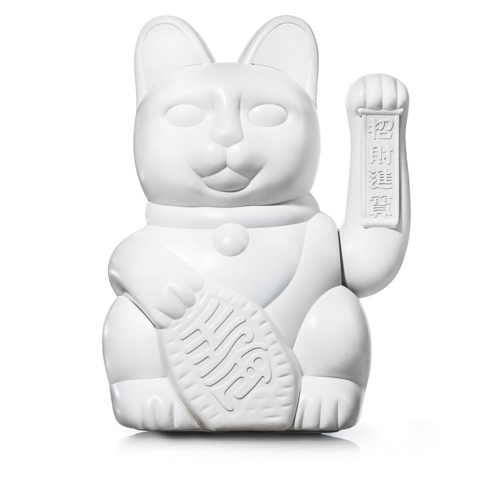 德國 Donkey Products|招財貓 Maneki-Neko (大) - 白