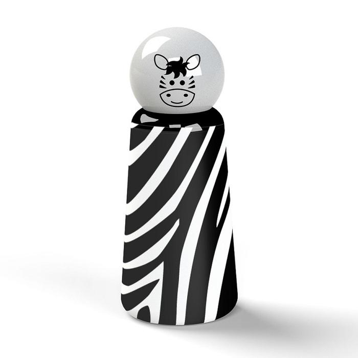 (複製)Lund London|Skittle 保溫瓶(300ml) - 斑馬 (7361)