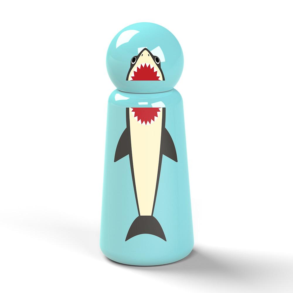 Lund London|Skittle 保溫瓶(300ml) - 鯊魚 (7369)