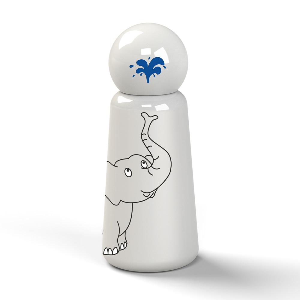 Lund London Skittle 保溫瓶(300ml) - 大象 (7370)
