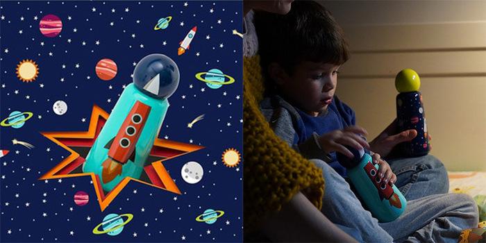 Lund London|Skittle 保溫瓶(300ml) - 火箭 (7367)