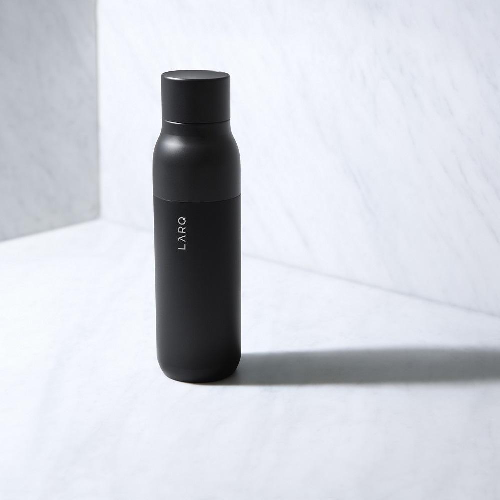LARQ 智能淨化保溫瓶 (Bottle) 曜石黑
