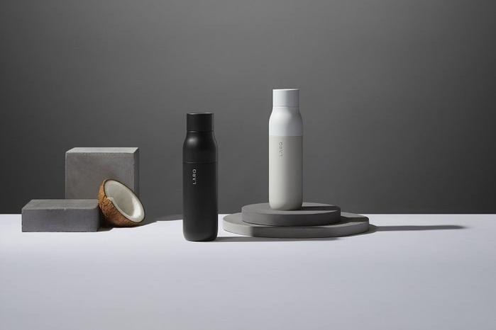 LARQ|智能淨化保溫瓶 - 曜石黑