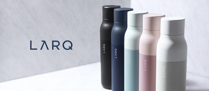 LARQ 智能淨化保溫瓶 - 曜石黑