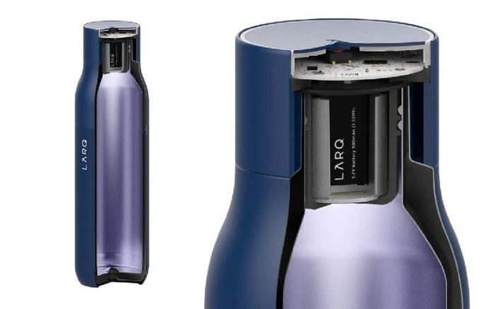 LARQ 智能淨化保溫瓶 (Bottle) 喜馬拉雅粉