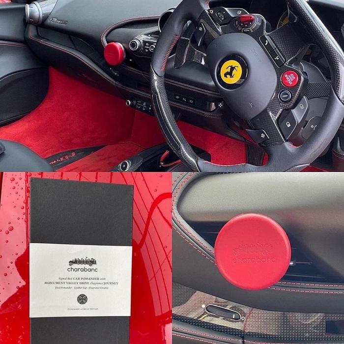 Charabanc|豪華車用擴香組 - 信號紅 (奔馳在紀念碑谷)